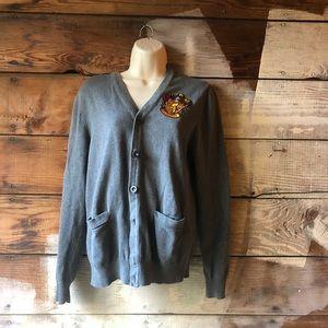 Target Sweaters - Gryffindor Cardigan Size Small Cotton Merona